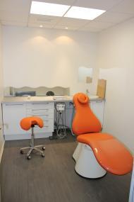 cabinet dentaire avec mini unit 1-401-nv