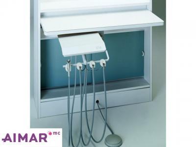 Materiel Dentaire - Unit sur Bras P/Meuble  1-501
