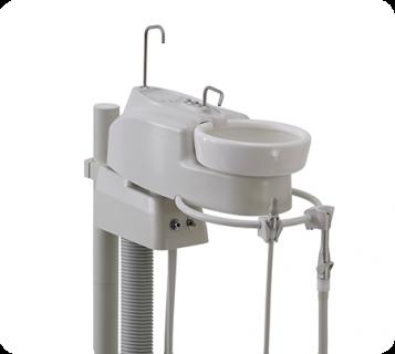 Materiel Dentaire - Crachoir US - PAS + ASPI  1-566-new