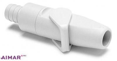 Composants dentaire - Porte canule Aspi Courte - REF 3-097