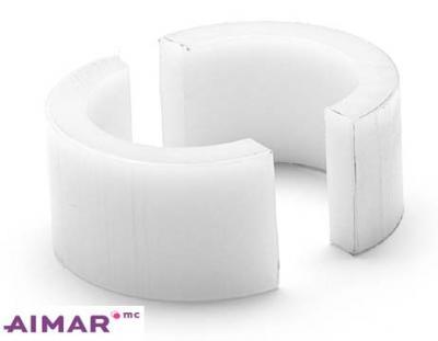 Matériel Dentaire - Bague de reduction blanche -4-055/43