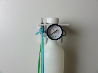 kit d'eau- systeme de décontamination avec eau de ville /eau de bouteille