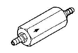 Composants dentaire - Régulateur de pression Pre-reglée   REF 6-294