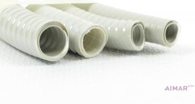 Cordon d'aspiration  dentaire ultra flexible et lisse interieur exterieur.