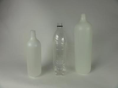 les bouteilles pour kit d'eau - systeme de décontanimation
