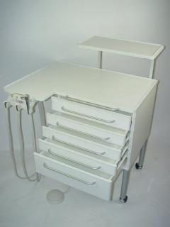 Materiel de Podologie - Cart Podo New Look 1-850-PODO
