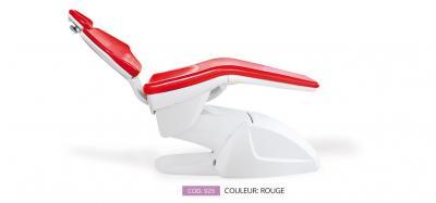 Equipement Dentaire - Fauteuil PRO  04   PLUS - PRO04412 rouge